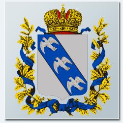 Курская губерния - герб
